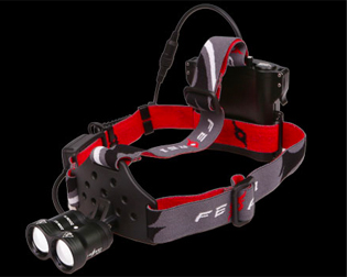 LED Ultra Trail Headlamp