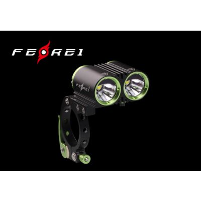 BL800F Bicycle 2 X CREE XM-L2 LED 1560 lumen bike light (upgrade)