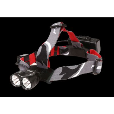HL50Ⅱ Twin head rechargeable LED 2200 lumens headlamp