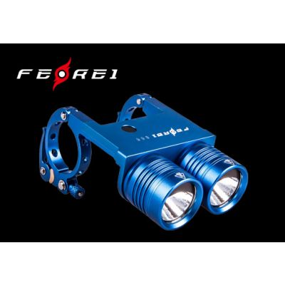 BL200 2 X CREE XM-L 860 lumens LED Bicycle light